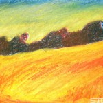Thumbnail image for Illustration: Pastel Studies – Van Gogh