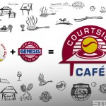 Thumbnail image for Design: Courtside Café Logo