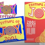 Thumbnail image for Design: Festival of Joy Logo & Poster