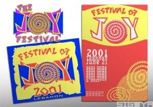 Festival of Joy poster