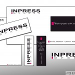 Thumbnail image for Design: Inpress Logo & Stationary