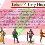 Thumbnail image for Presentation: A Look into Lebanon