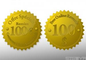 Gold Seal Samples
