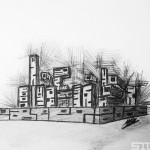 Thumbnail image for Sculpture: Futuristic CityScapes