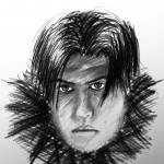 Thumbnail image for Sketch: Auto Portrait