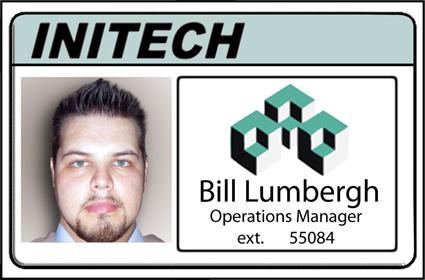 Initech ID